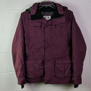Oakley Thinsulate insulation snow ski jacket women